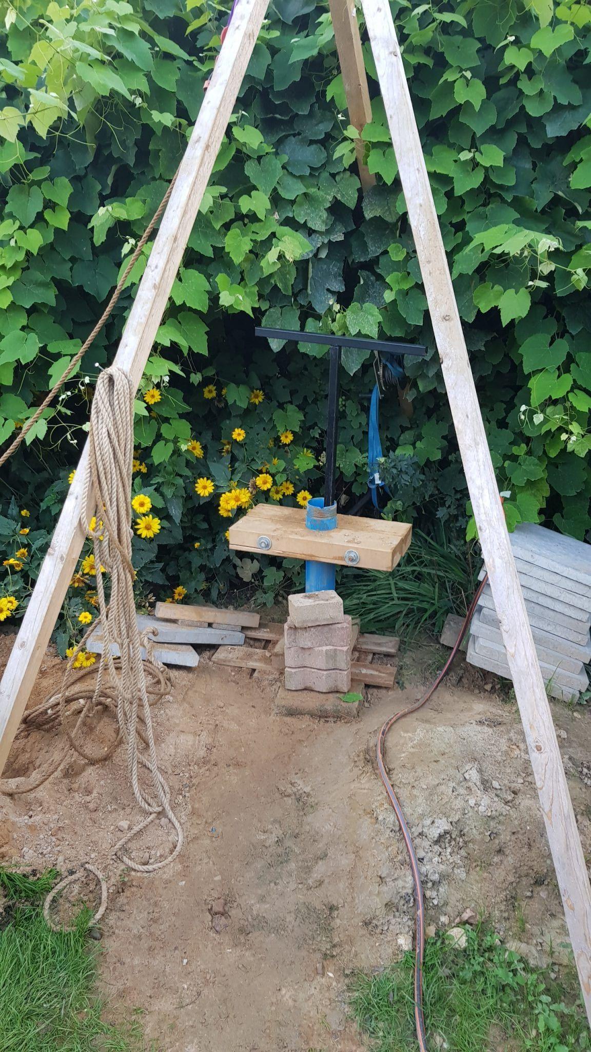 Brunnen Bohren Kosten Im Diy Verfahren Brunnen Bauen