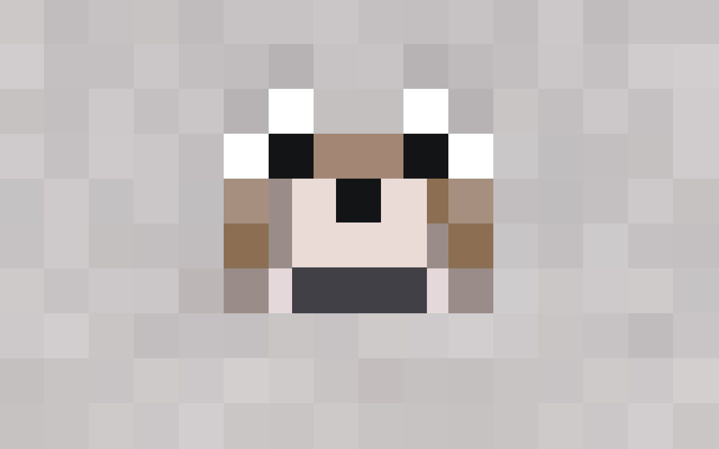 Cute Minecraft Dog That Can Be Used For Tags Or Invitations
