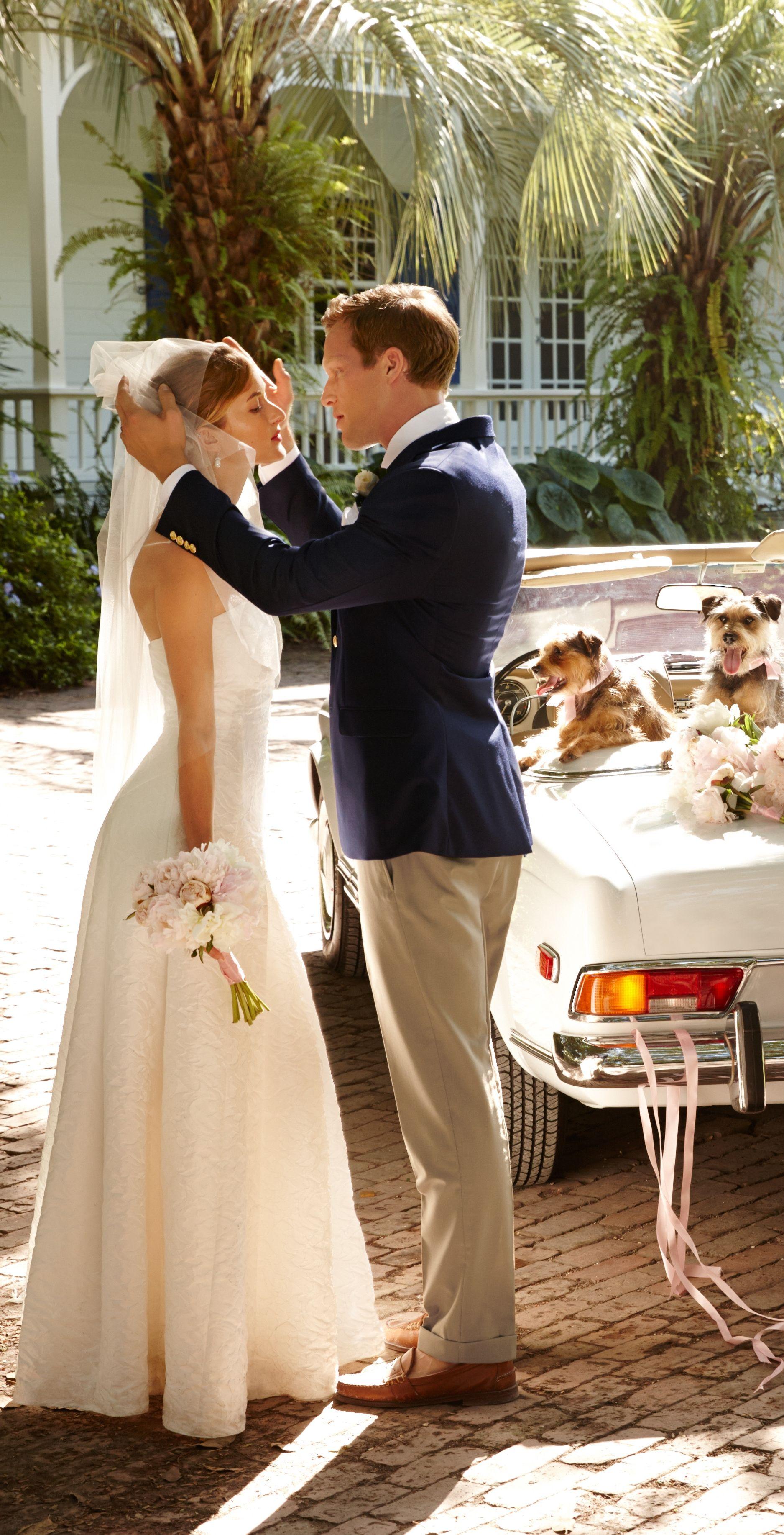 0dba9e85cbe Lauren Ralph Lauren Wedding  Capture every stylish