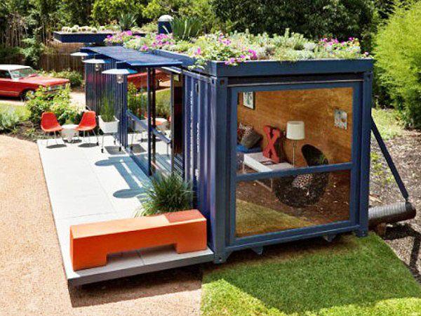 Container Gartenhaus Containerhaus Container Hauser Haus Und