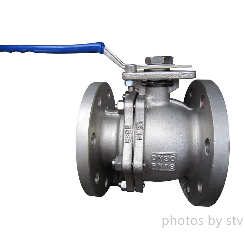 China Cf8 Investment Casting Type Ball Valve Manufacture Stv Provide Cf8 Investment Casting Type Ball Valves With Pn16 150lb Investment Casting It Cast Valve
