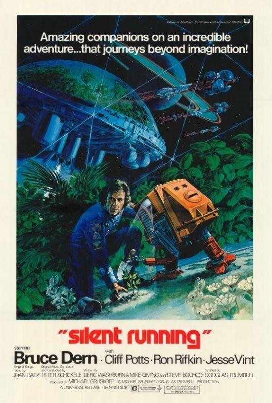 Silent Running Movie Poster Print (27 x 40)