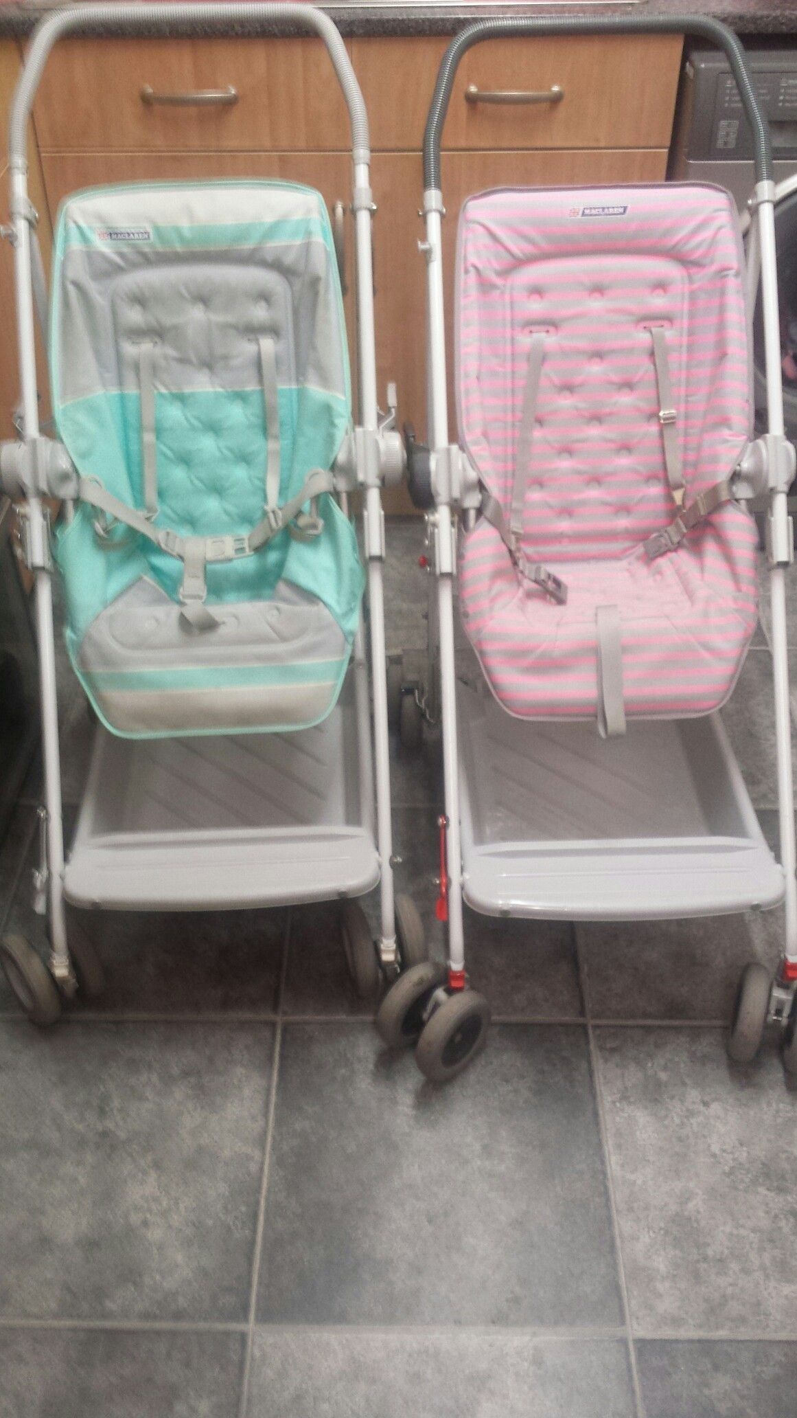 Had one of these in blue stripe , loved this buggy