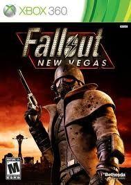 Fallout New Vegas Xbox 360 Game Fallout New Vegas Fallout New