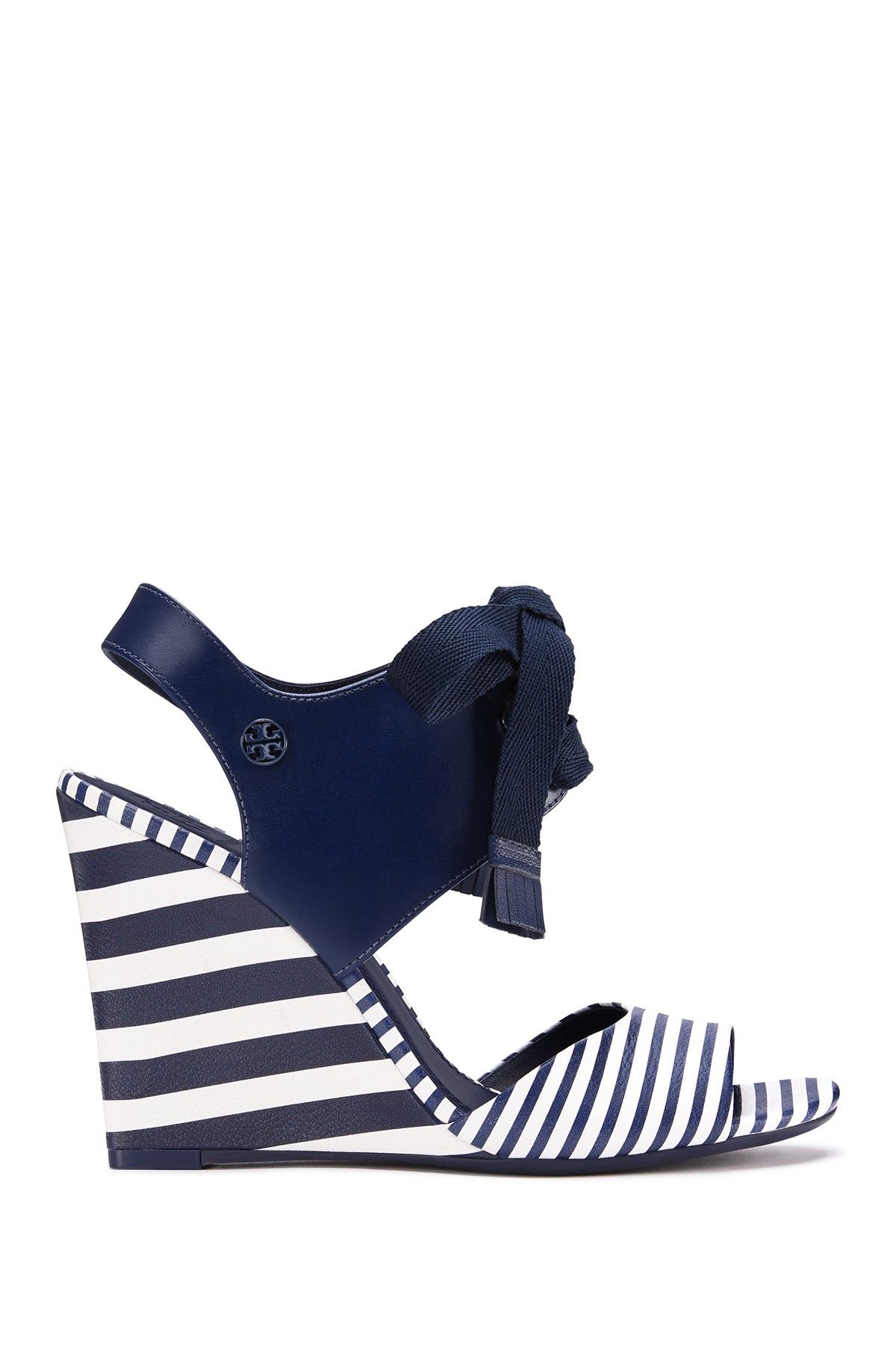 c67ef1380777 Tory burch maritime stripe wedge sandal is now off free shipping on orders  over jpg 1200x1800