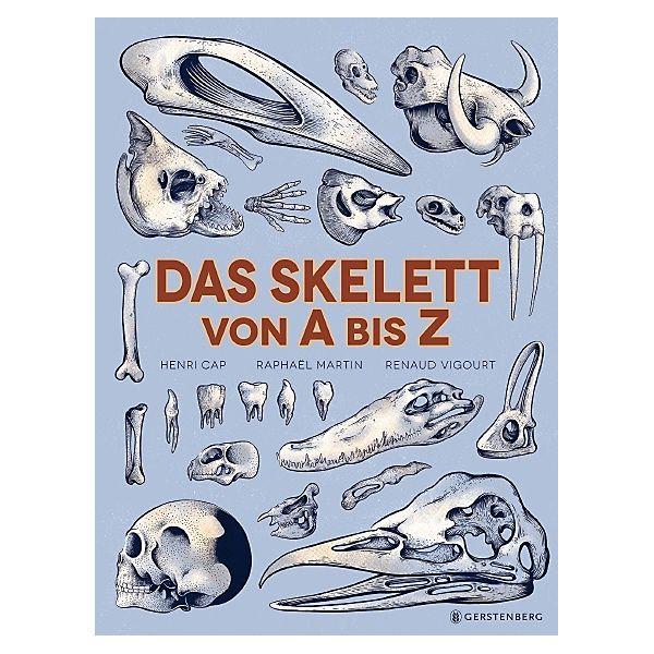 Bildergebnis für das skelett von a bis z Kinderbücher