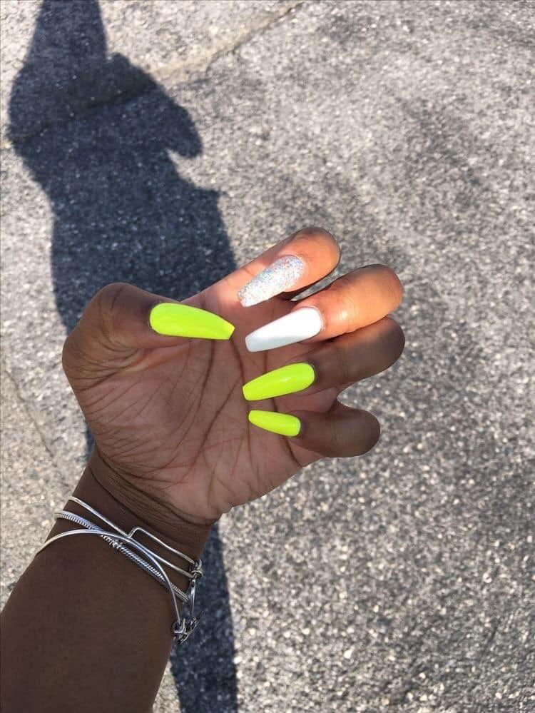 Pin De Y A R A Em Unhas Nails Unhas Perfeitas Unhas Unha