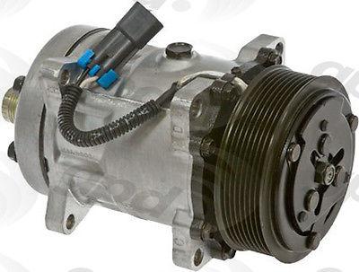 nice New AC Compressor FORD TRUCK FREIGHTLINER SANDEN