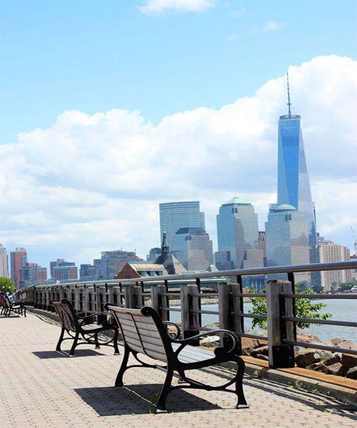 Summer Vocation in New York.