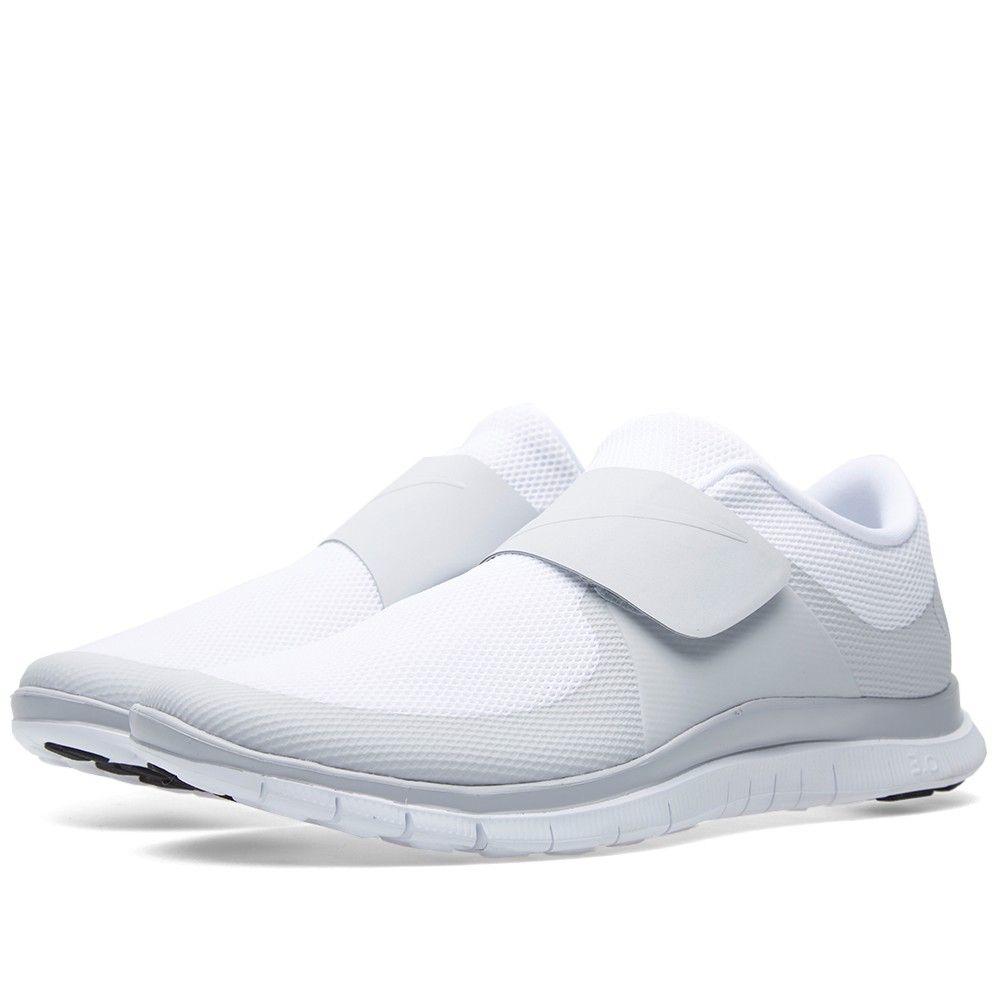 fe23c88c4b9d Nike Free Socfly (White)