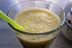 Mango-Kokos-Lupinen-Shake (Rezept mit Bild) von Schokomaus01 | Chefkoch.de