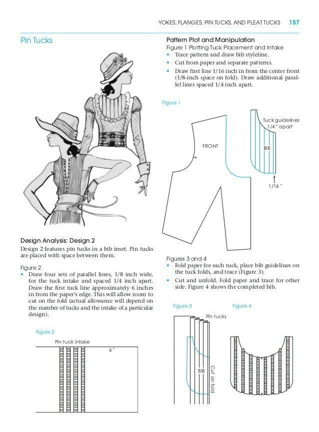 Bunka Garment Design Textbooks Are Amazing Sewing Sleeves