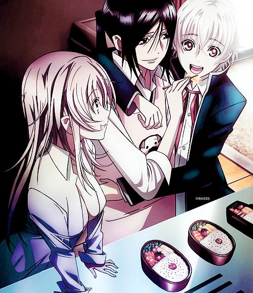 Neko, Kuroh, & Shiro