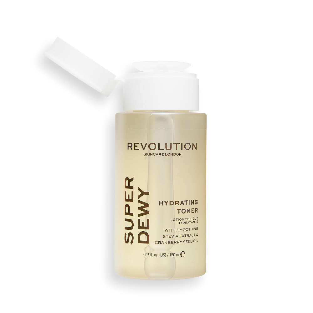 Revolution Skincare Superdewy Skin Toner In 2020 Skin Toner Toner Skin Care