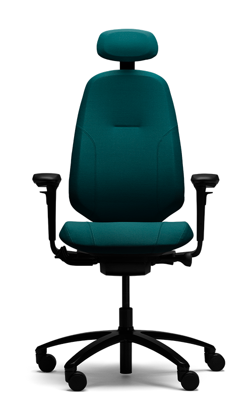 RH Mereo Office Share Sitting positions, Design