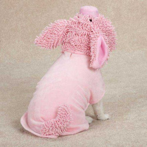 $17.99 - Casual Canine Porky Pup Soft Moppy Plush Pink Barnyard Pig Piglet Halloween Dog Costume Small A Barnyard Favorite! Casual Canine Porky Pup Costume ... & $17.99 - Casual Canine Porky Pup Soft Moppy Plush Pink Barnyard Pig ...
