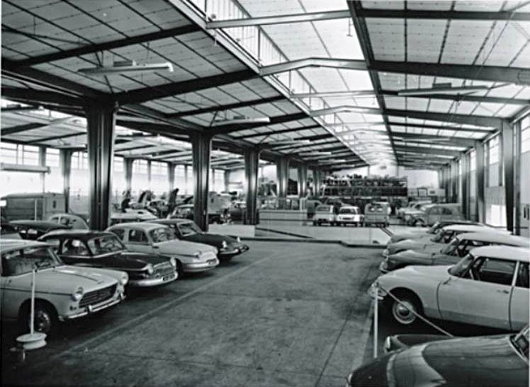 Citro n b ziers citro n fabrieken dealers en garages for Garage citroen 94 creteil