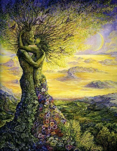 Druidic and a lovely thought. :) | Ancient Wisdom | Pinterest ...