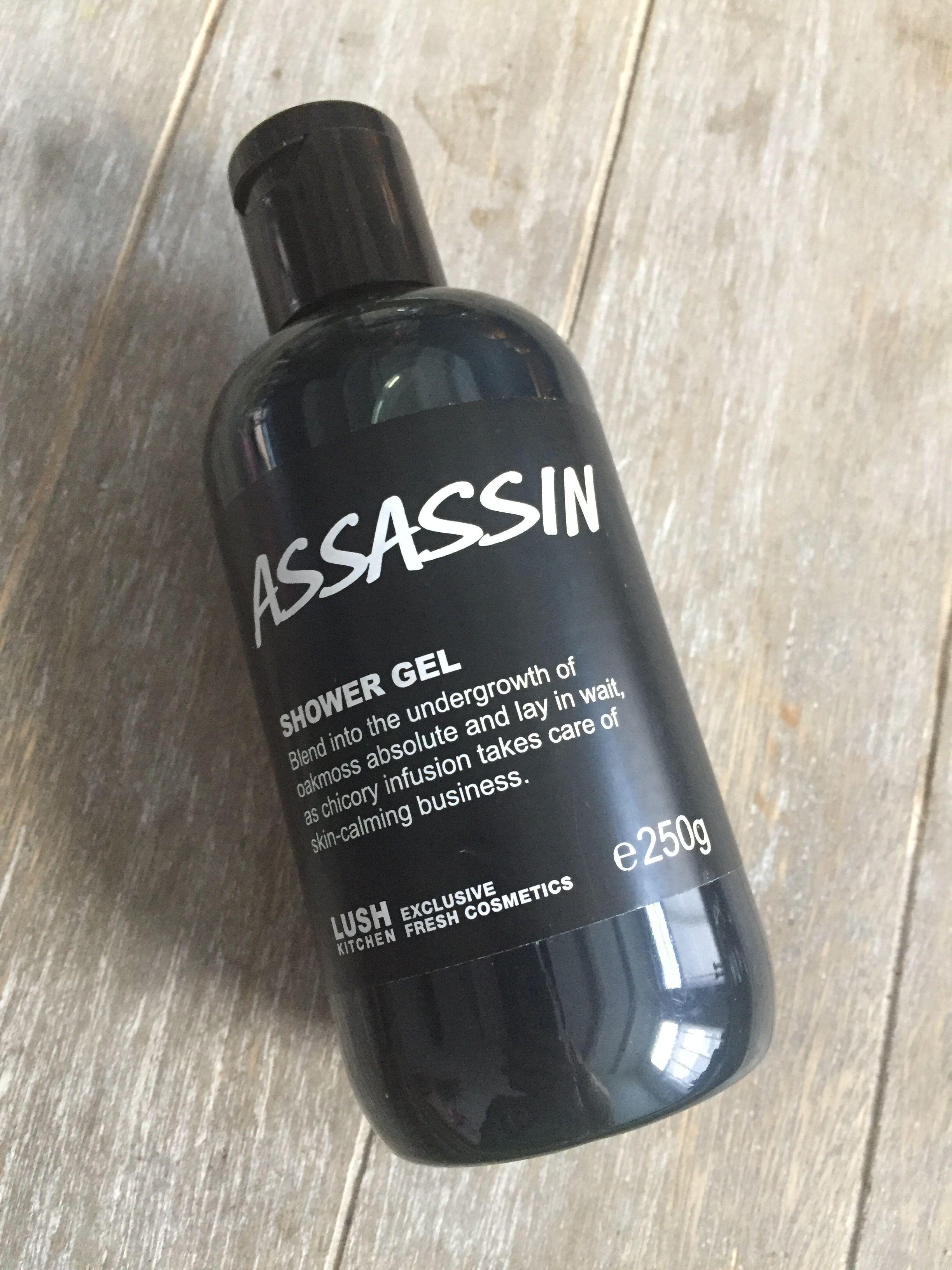 Assassin shower gel lush kitchen exclusive | Shower gel ...