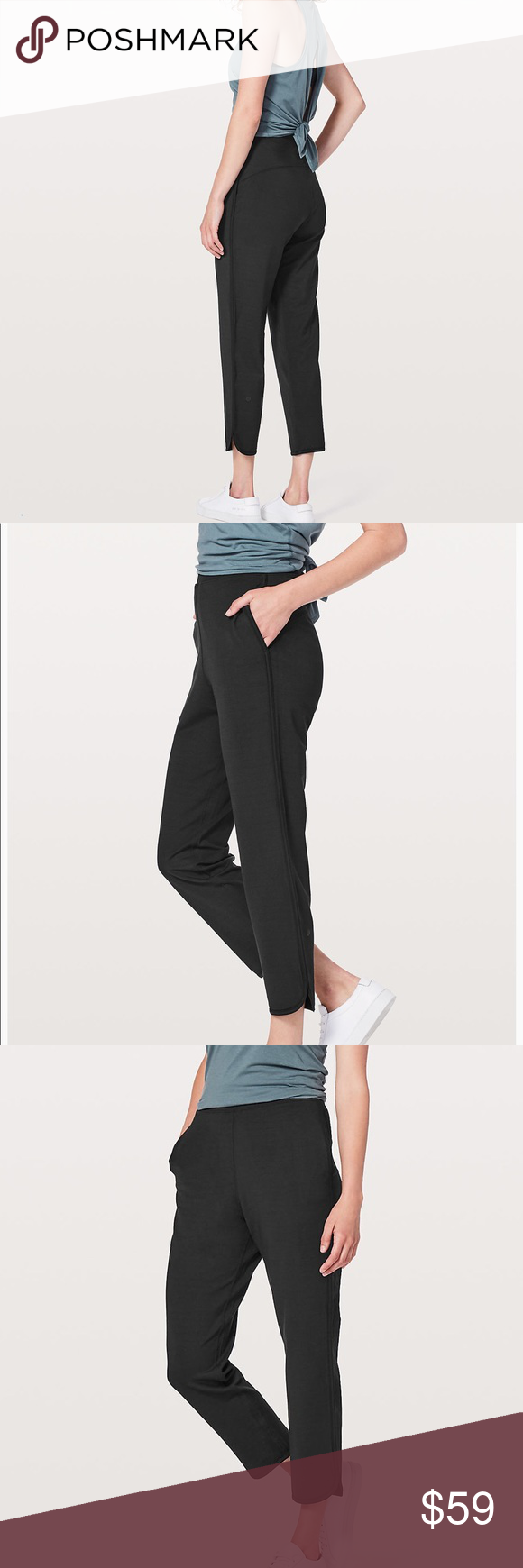 00be0d62d Lululemon Every Moment Pant Size 6