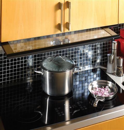 Ge Profile Series 30 Slide Out Hood Jv394sbb Kitchen Ventilation Ge Appliances Cool Kitchens