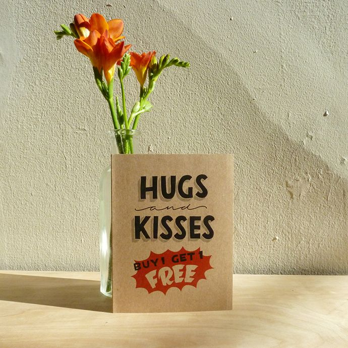 Endearing cards by Dirty Bandits – Love for Sale.