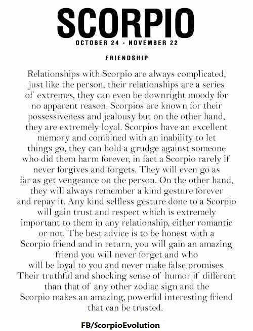 Pin by Tara🌻 on ♏Everything Scorpio♏ | Scorpio horoscope