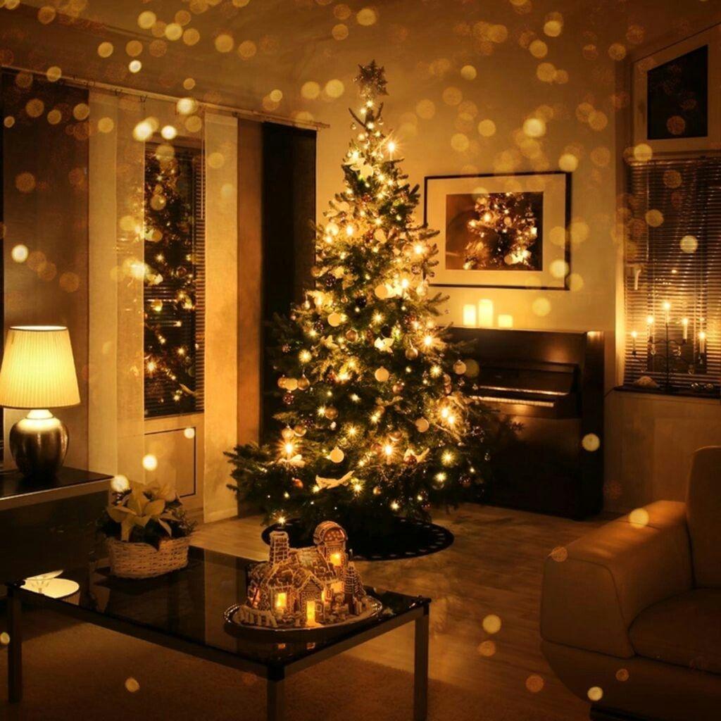 Por Led Christmas Lights Are