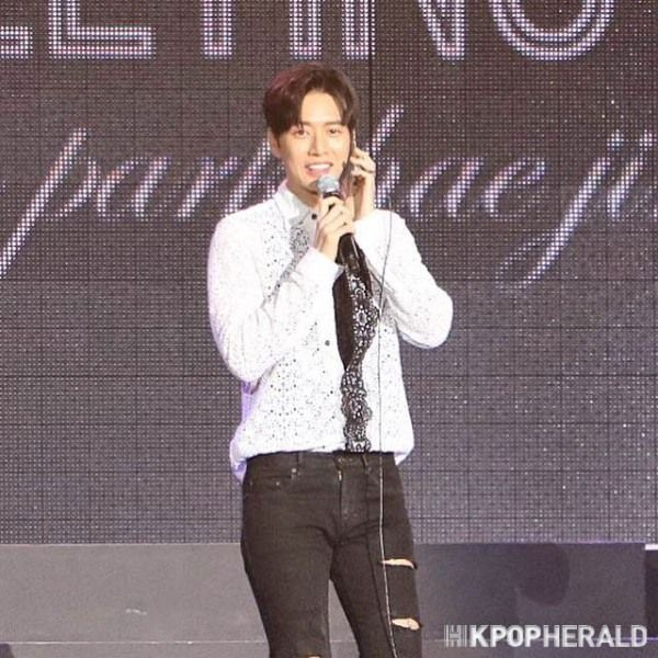 Park Hae-jin will treat his fans with food at Taiwan fan meeting | Koogle TV