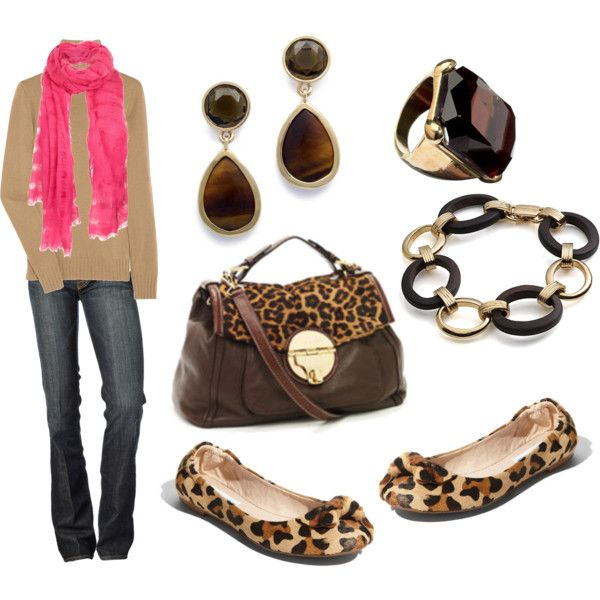 """Camel & pink...that scarf makes this outfit say...""""baby--I know I look good."""" hehe."""