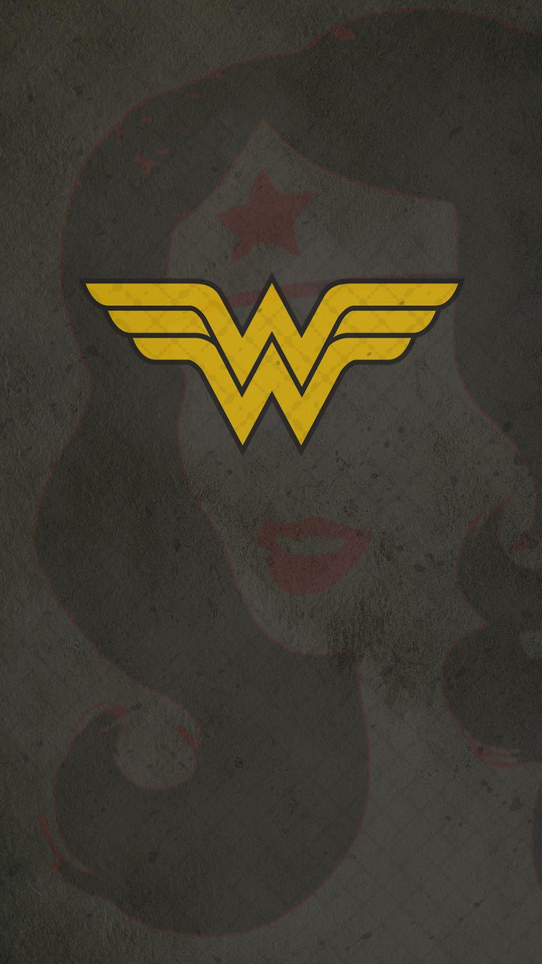 Wonder Woman Marvel Avengers DC Justice League Paint iphone case