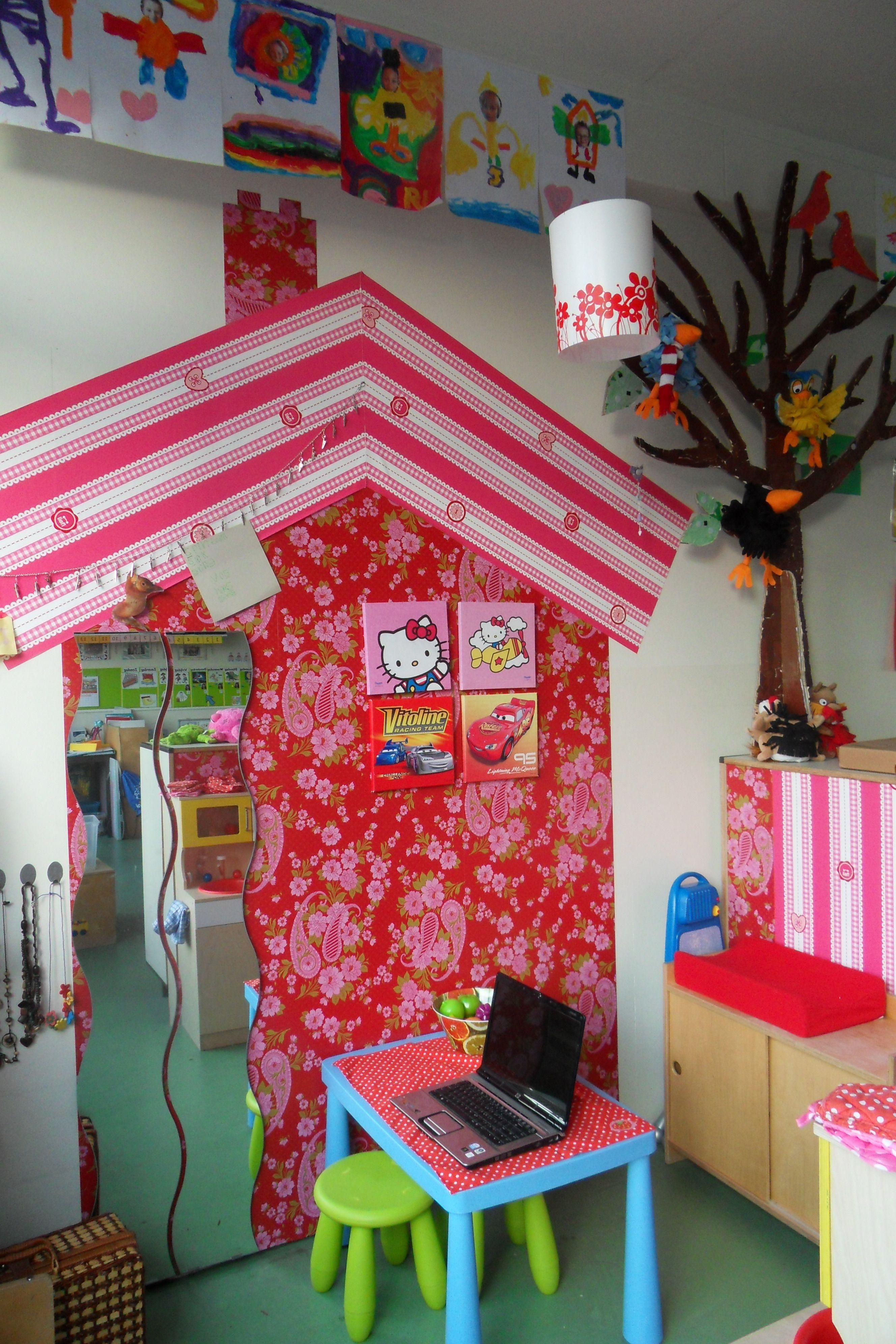 De huishoek  Teaching My photos  Home School en Loft
