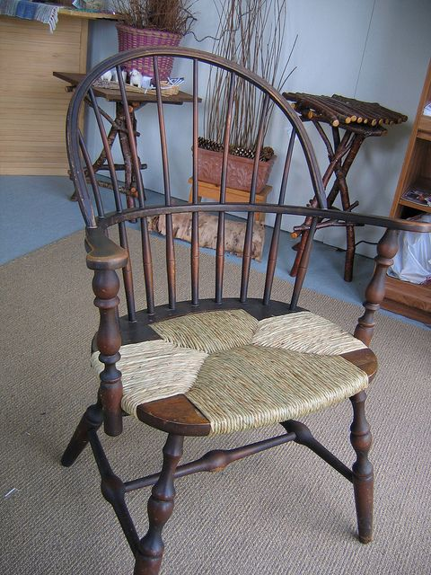 Windsor Chairmakers Handcrafted In Lincolnville Maine There Is