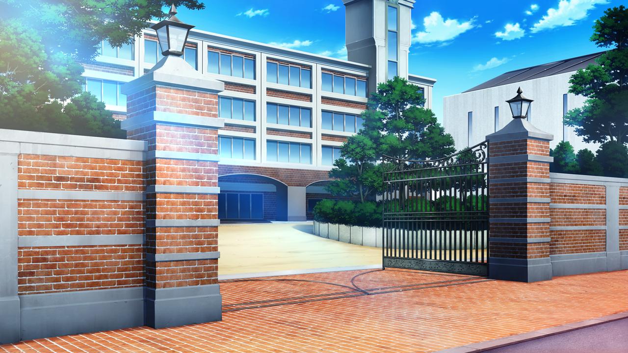 Wallpaper - Anime Sceneries In 2019