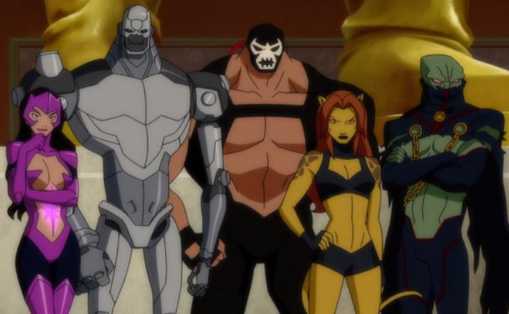 Justice League Doom Legion Of Doom 2267380 Jld2 Png 715 441 Superhero Film Comics Cheetah