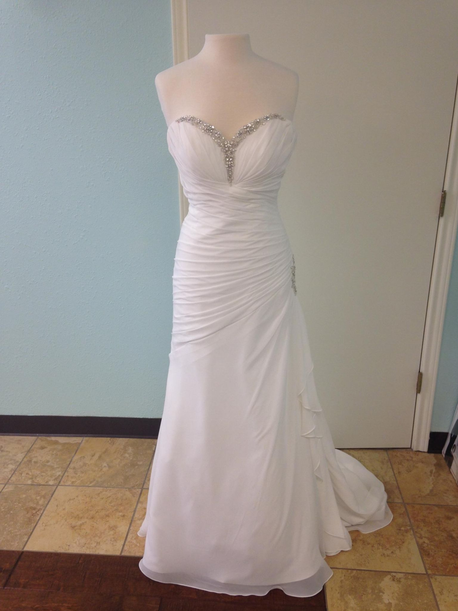 Moonlight Wedding Dress Sample, Size 12, 99 Wedding