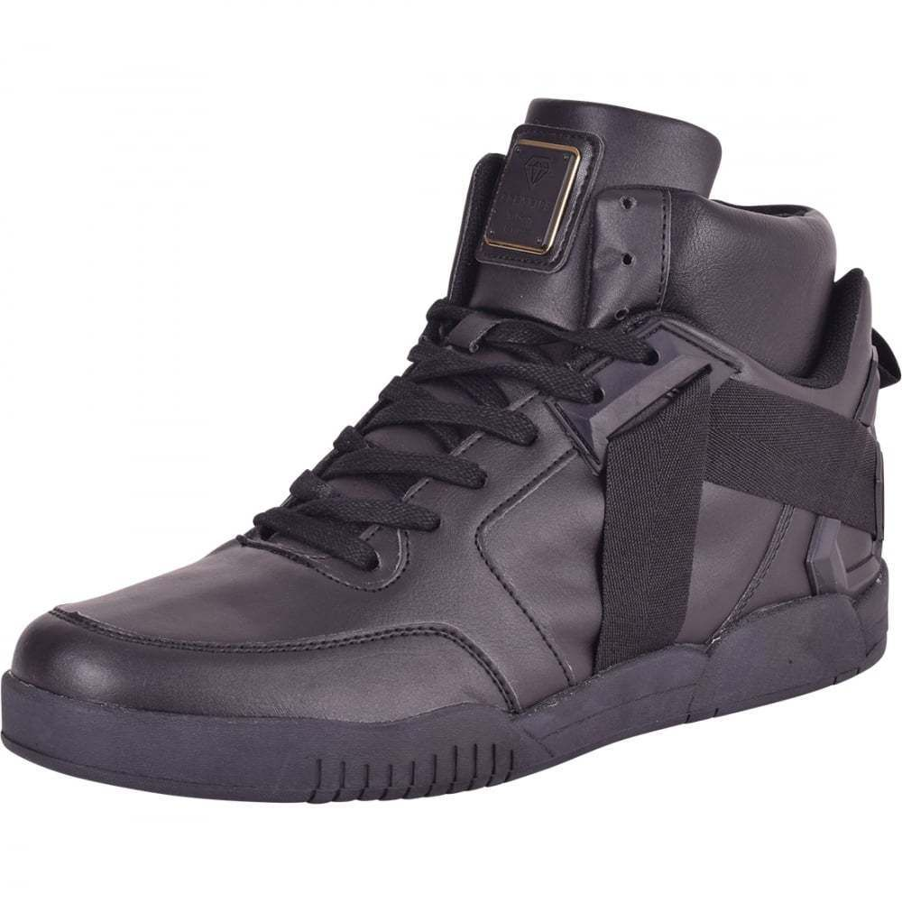 13 High Top Sneakers To Look Sharp For