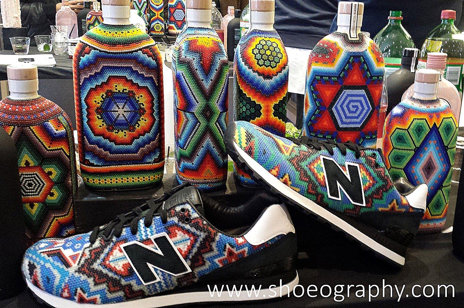 Ricardo Seco x New Balance 574 Sneakers