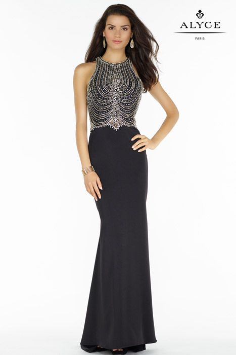 85bef73cf Alyce Prom 6693 Alyce Paris Prom | Social Occasions | Prom dresses ...