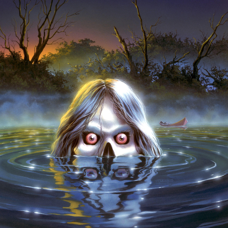 Tim Jacobus Goosebumps Wiki Fandom In 2020 Creepy Pictures Lake Art Surreal Artwork