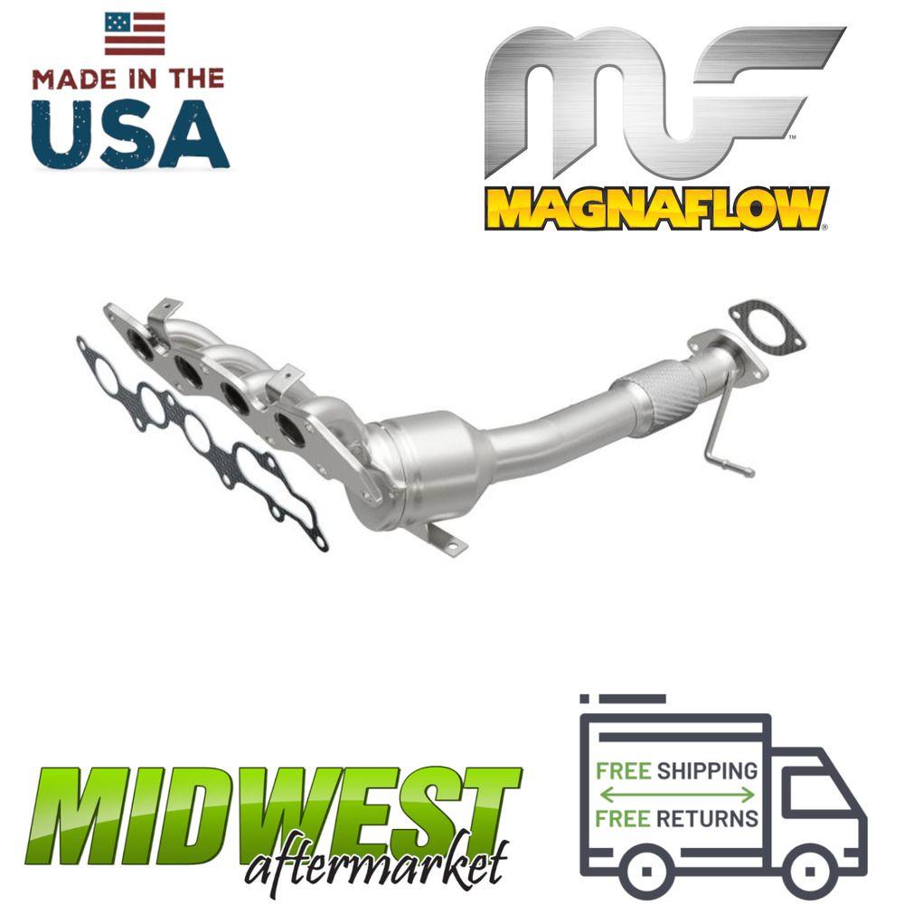 Details About Magnaflow California Manifold Catalytic Converter Fits 08 10 Mazda 5 2 3l L4 Mazda California Converter