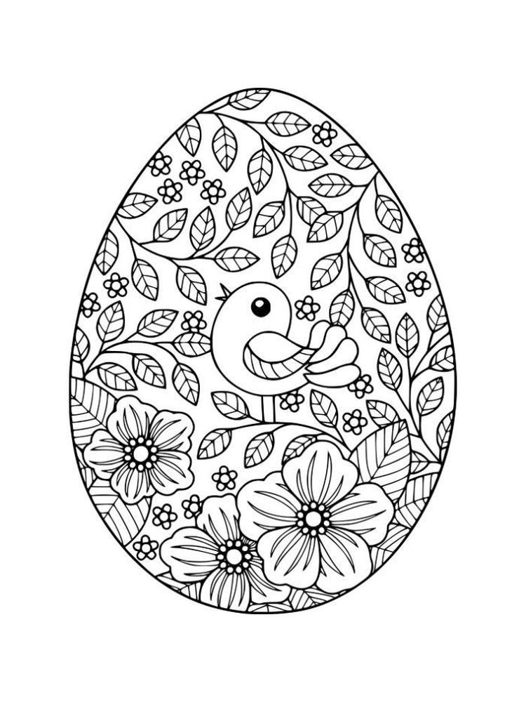 Easter Eggs Coloring Pages Printable Below Is A Collection Of Easter Egg Coloring Page Which You Easter Egg Coloring Pages Coloring Easter Eggs Coloring Eggs
