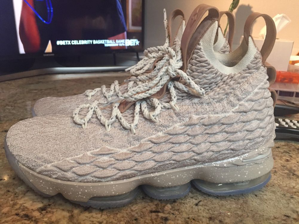 on sale 15bb6 0e314 Nike Lebron 15 Ghost #fashion #clothing #shoes #accessories ...