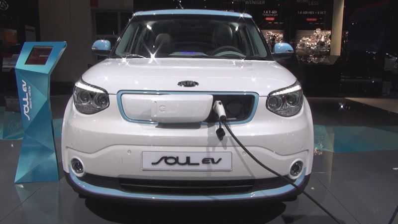 View 2020 Kia Soul Battery