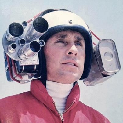 The original GoPro, lol: