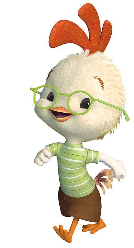 Chicken Little from Chicken Little | C is for ...