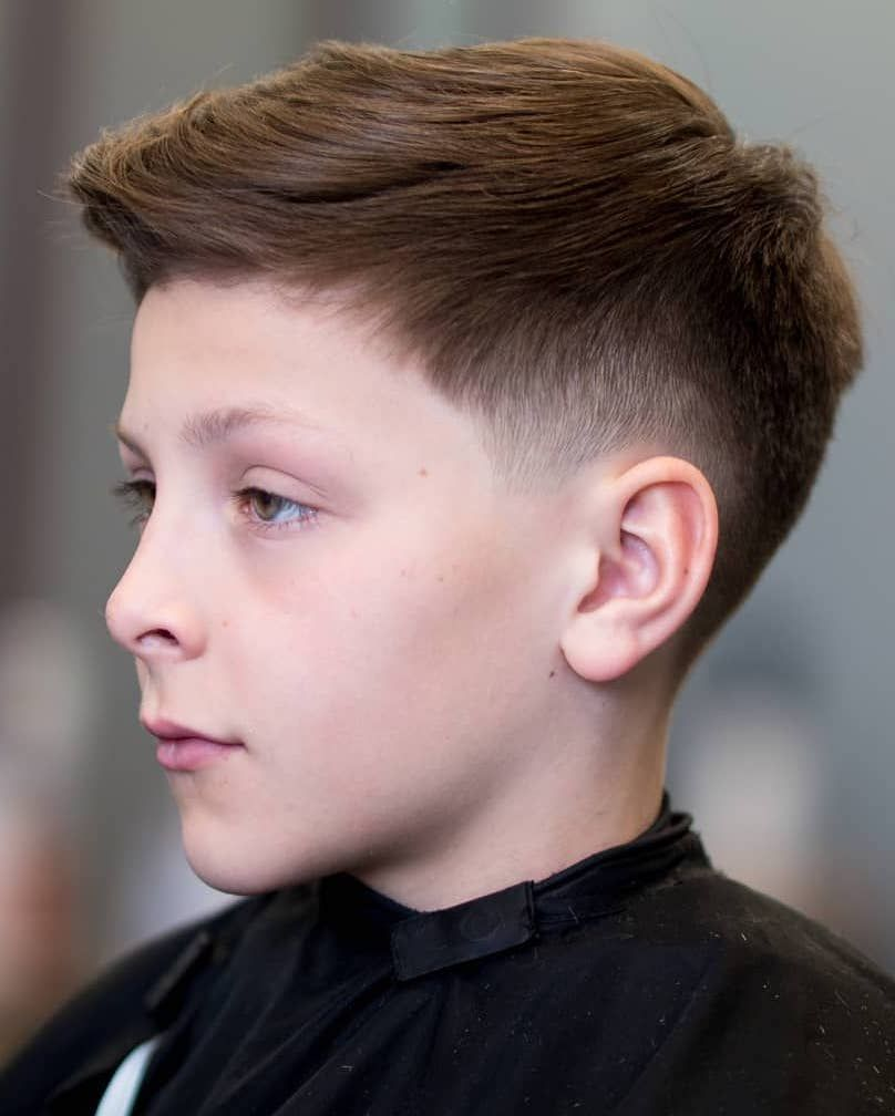 100 Excellent School Haircuts For Boys Styling Tips Boys Fade