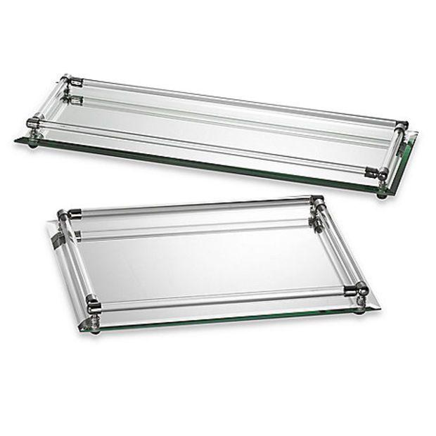 Mirror Vanity Trays With Images Mirror Vanity Tray Vanity