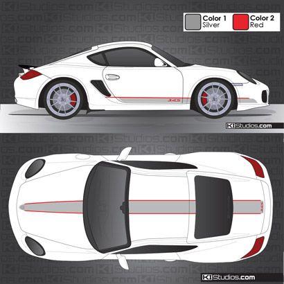 Porsche 987 Cayman 006 Porsche Volkswagen Polo Porsche