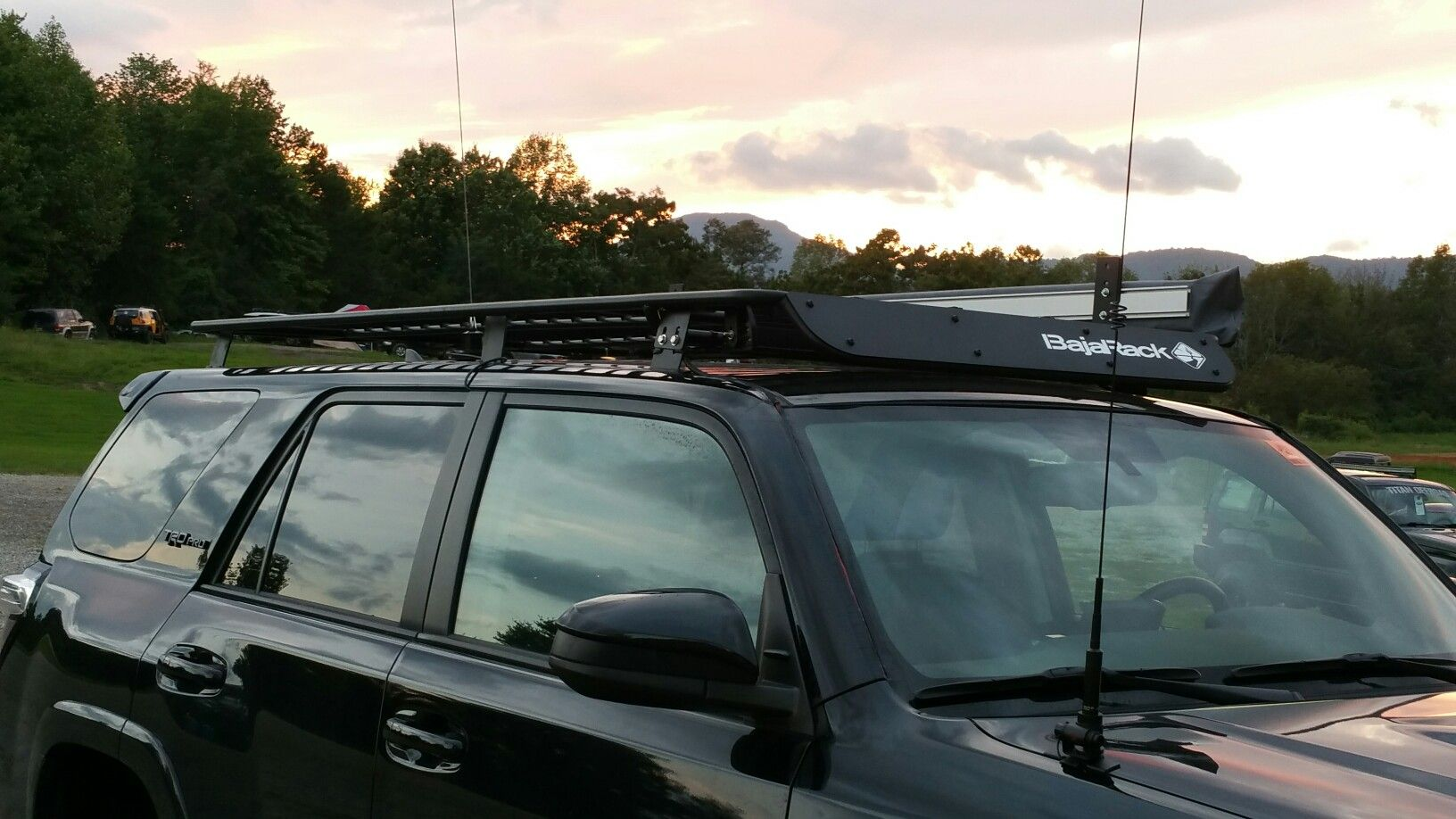 Flat Or Basket Roof Racks Something For Every 4runner Bajarack